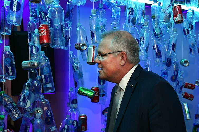 Scott Morrison's dance with Donald gets up Beijing's nose