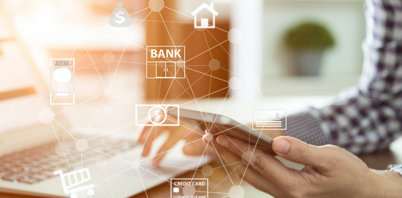 Traditional banks are struggling to stave off the fintech revolution