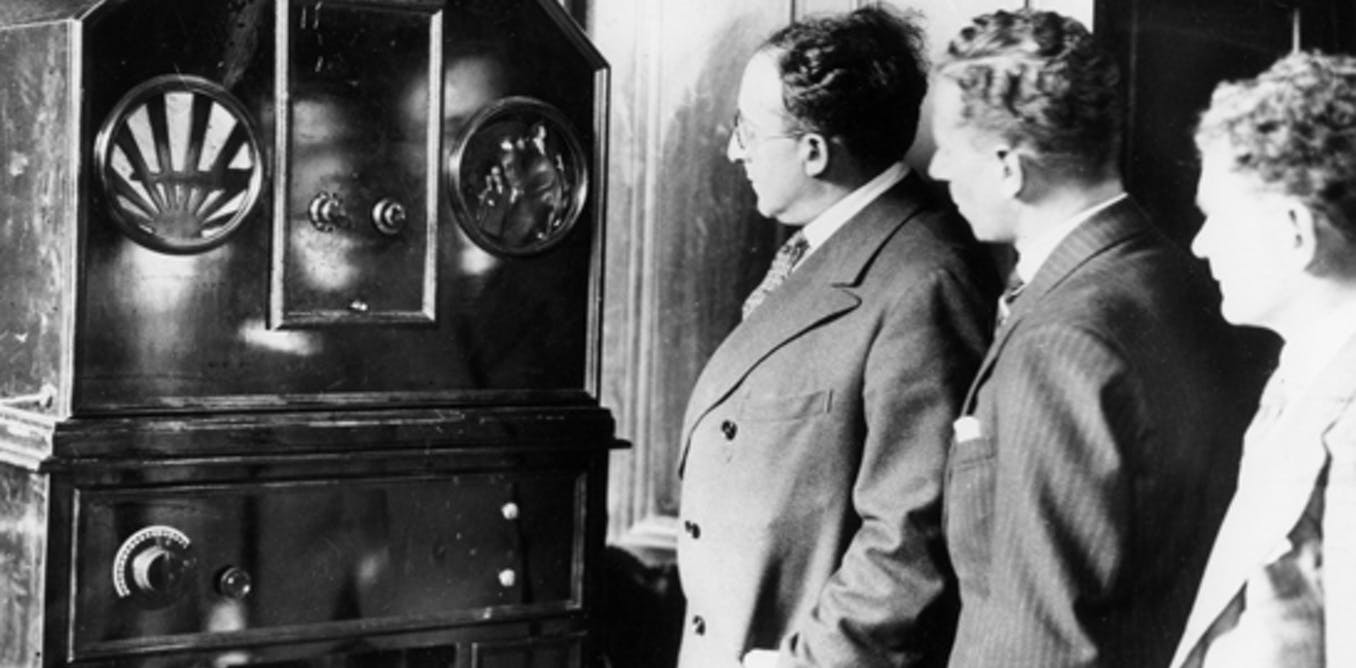 How public TV broadcasting was born