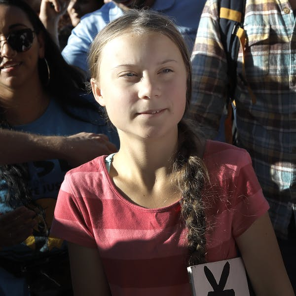 Misogyny, male rage and the words men use to describe Greta Thunberg