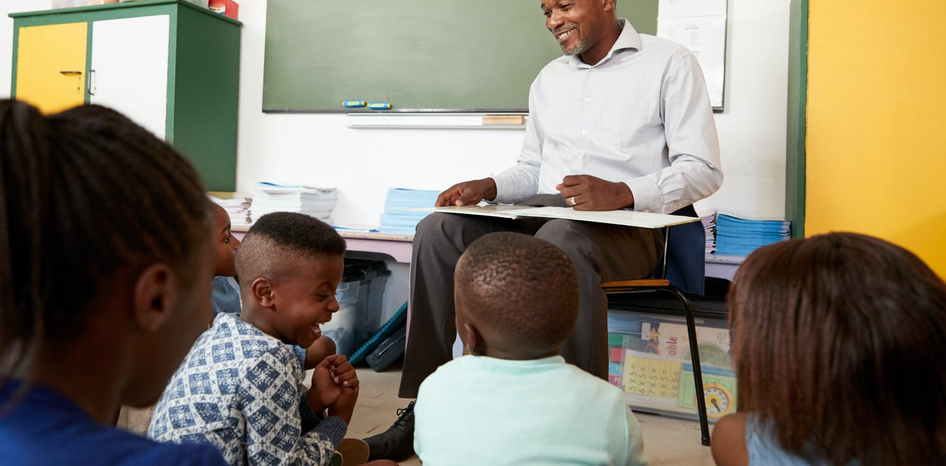 Why having both male and female teachers is a good idea for schools