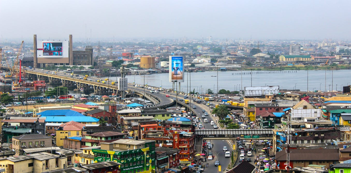 Lagos's chequered history: how it came to be the megacity it is today - The Conversation Africa
