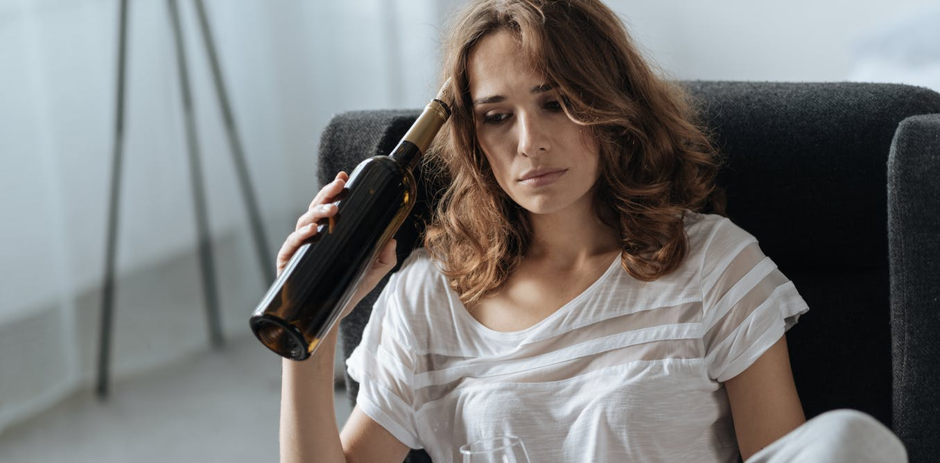 Depression and binge-drinking more common among military spouses and partners