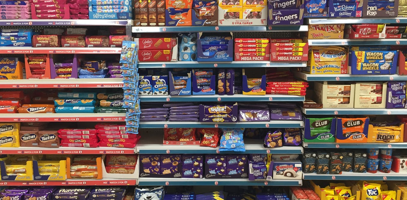 Sugary drinks tax is working – now it's time to target cakes, biscuits and snacks