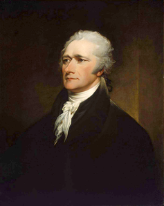Alexander Hamilton. John Trumbull, Museum of Fine Arts, Boston/Wikimedia Commons