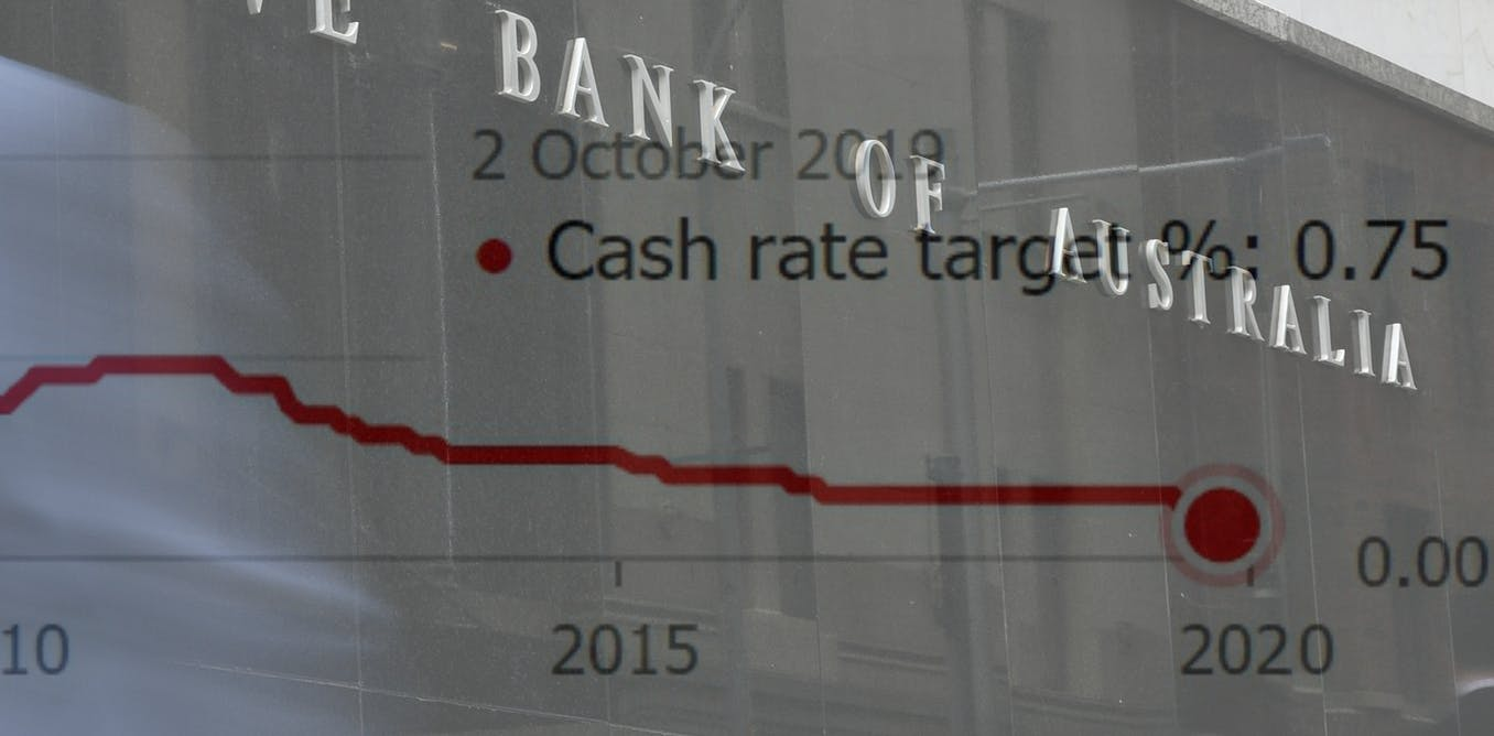0.75% is a a record low, but don't think for a second the Reserve Bank has finished cutting the cash rate