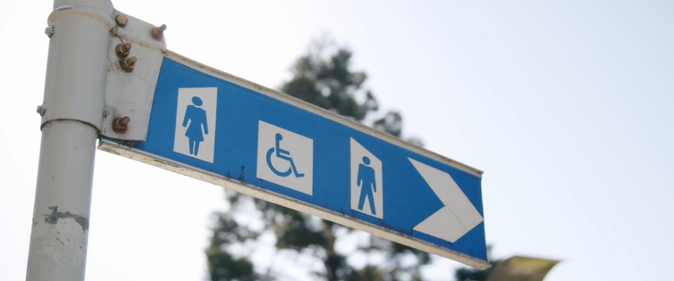 disabled access and services information