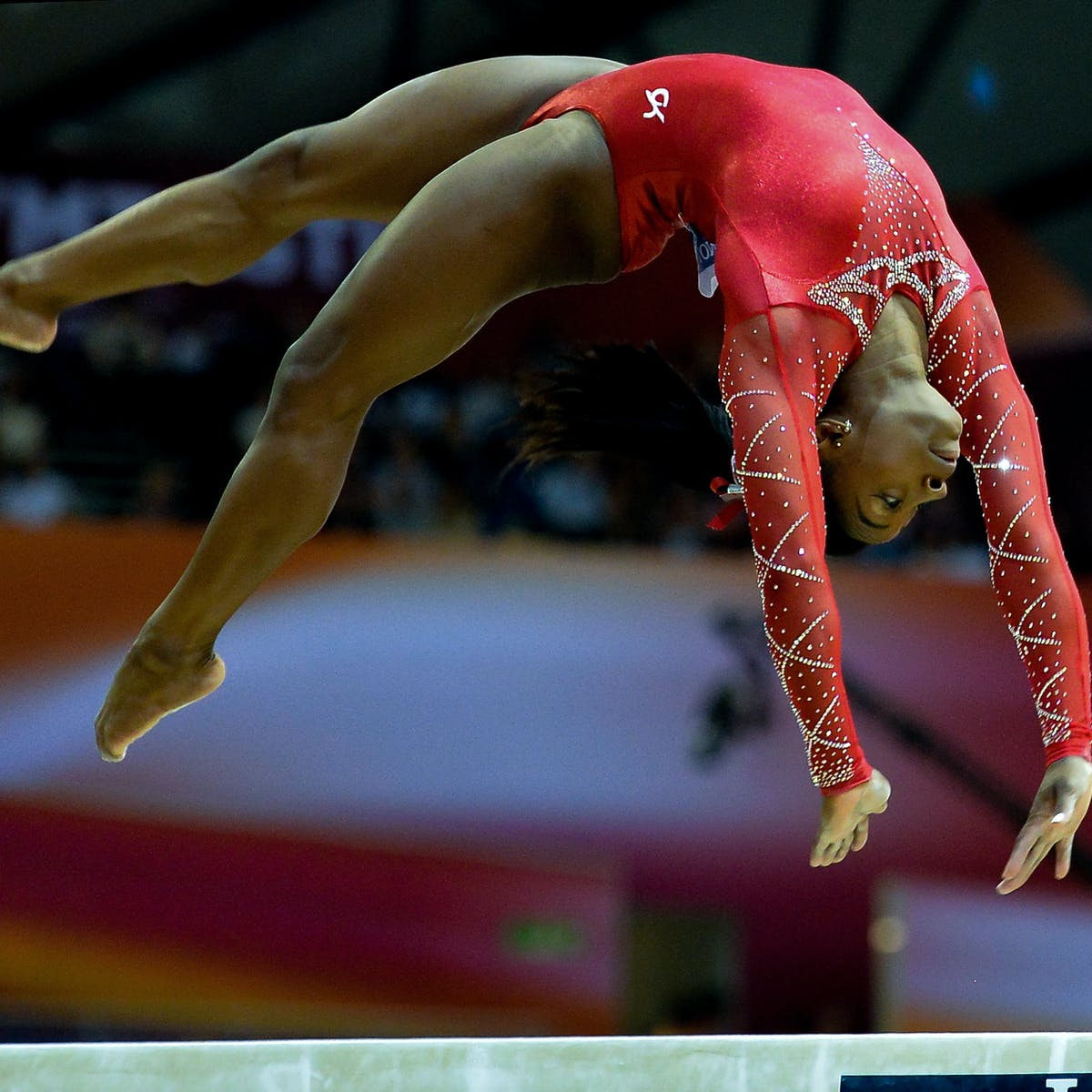 Gymnastics Current Events 2020.Friday Essay From Delicate Teens To Fierce Women Simone