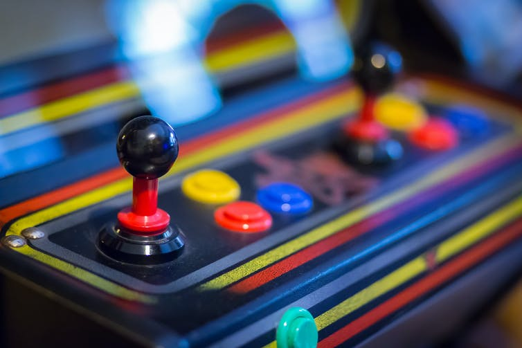 composition for video gaming draws on tradition and tech