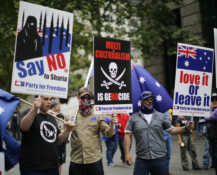 Australia isn't taking the national security threat from far-right extremism seriously enough