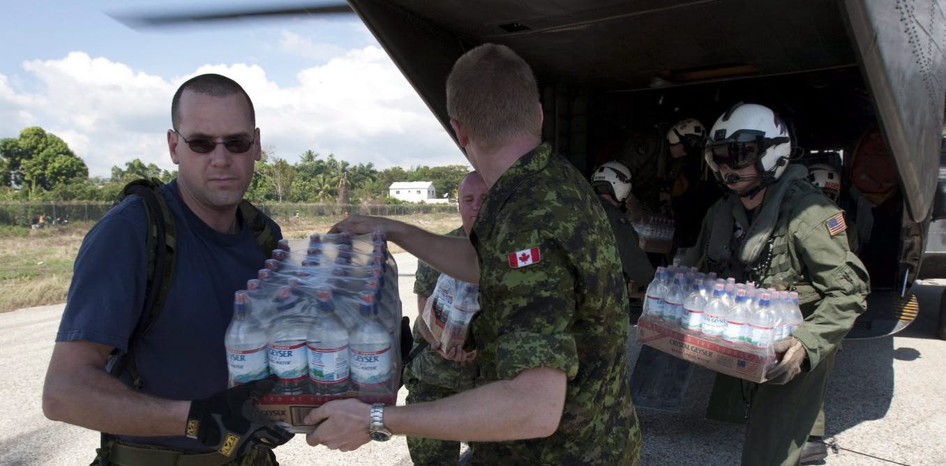Neither hero nor villain: Canada stuck in the middle of the pack on international aid