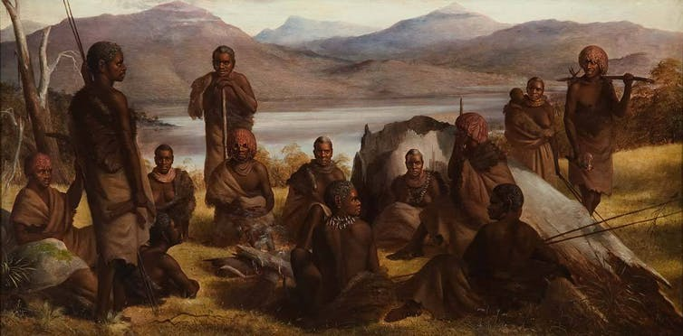 New research turns Tasmanian Aboriginal history on its head. The results will help care for the land