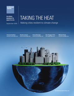 Global bank urges cities to invest in new infrastructure to adapt to climate change