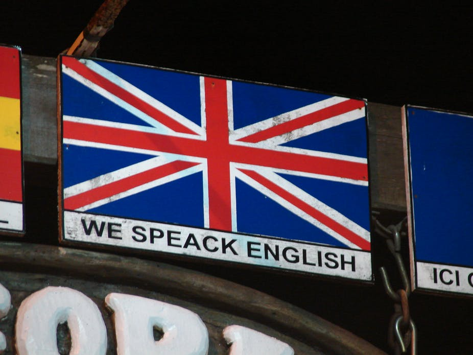 Allo, allo' Brits left tongue-tied by their language problems