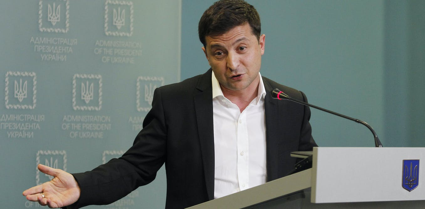 Ukraine: window opens for peace in the Donbas after Volodymyr Zelensky agrees to election plan