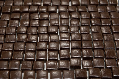 It takes 21 litres of water to produce a small chocolate bar. How water-wise is your diet?