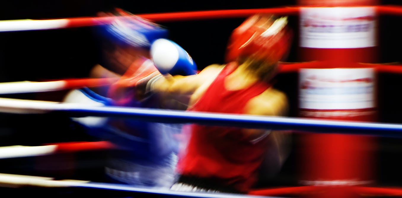 How routine sparring can cause short-term impairment to boxers' brains
