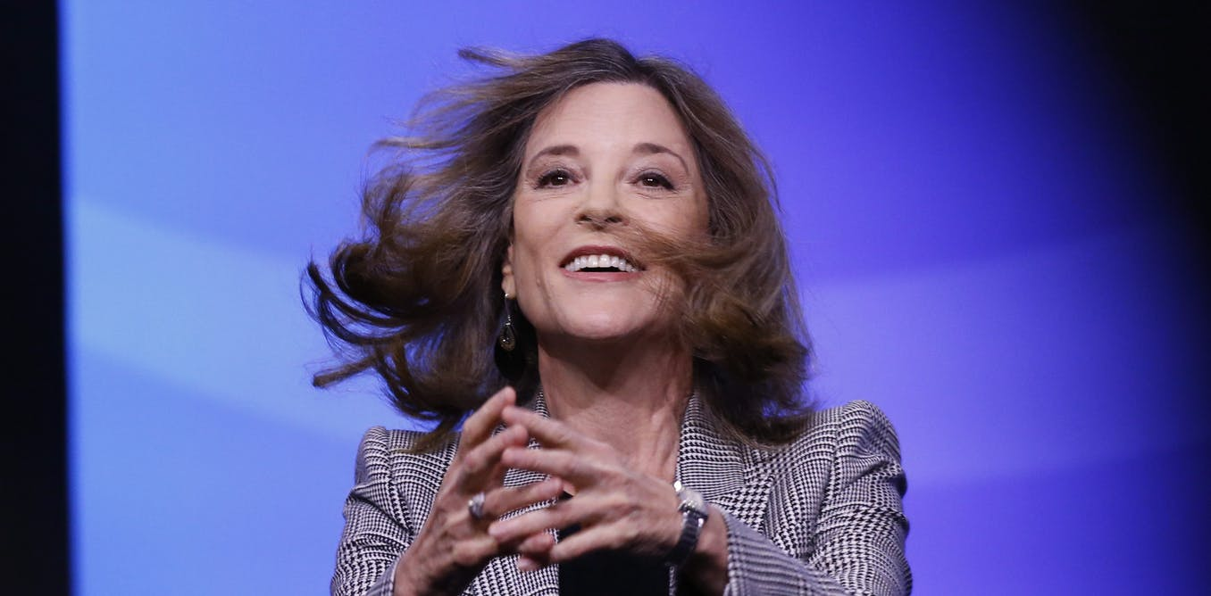 Marianne Williamson and the religion of 'spirituality'