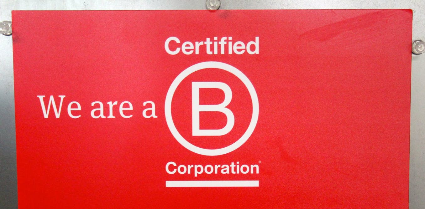 B Corp certification won't guarantee companies really care for people, planet and profit