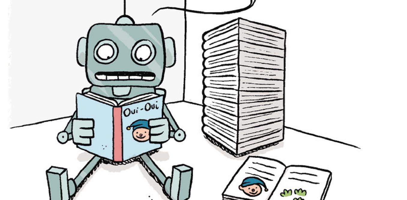 BD « Sciences en bulles » : Des robots qui apprennent à lire