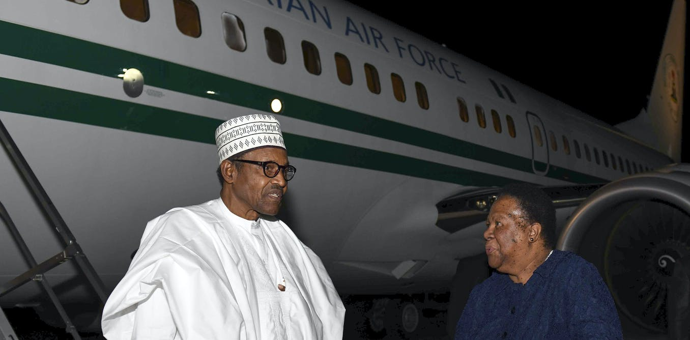 A look back at the turbulent relationship between Nigeria and South Africa