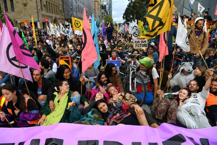 Extinction Rebellion protesters might be annoying. But they have a point