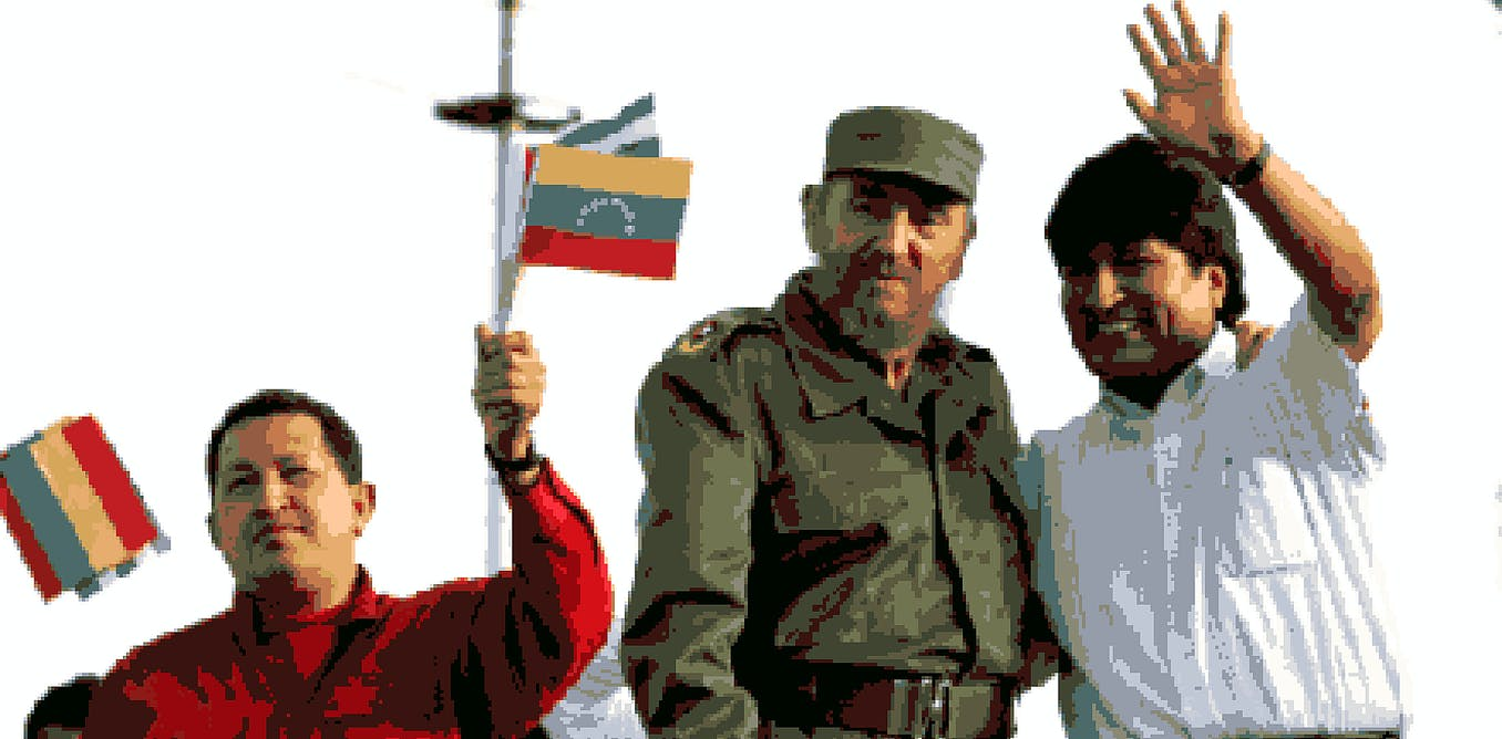 The Latin American left isn't dead yet