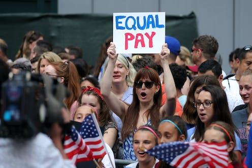 Sex discrimination multiple national corporations