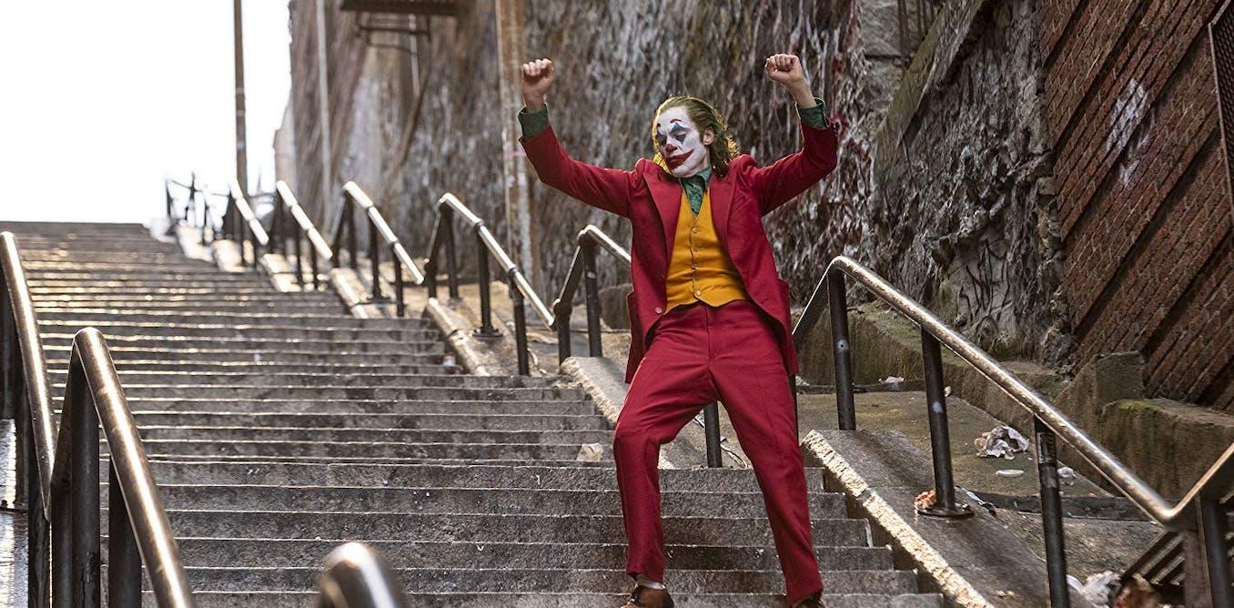 Film asal-usul Joker muncul pada waktu yang tepat: Badut-badut kini berperan penting