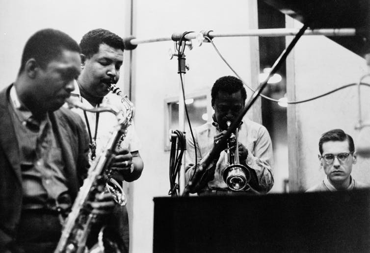 Coltrane jazz soundtrack