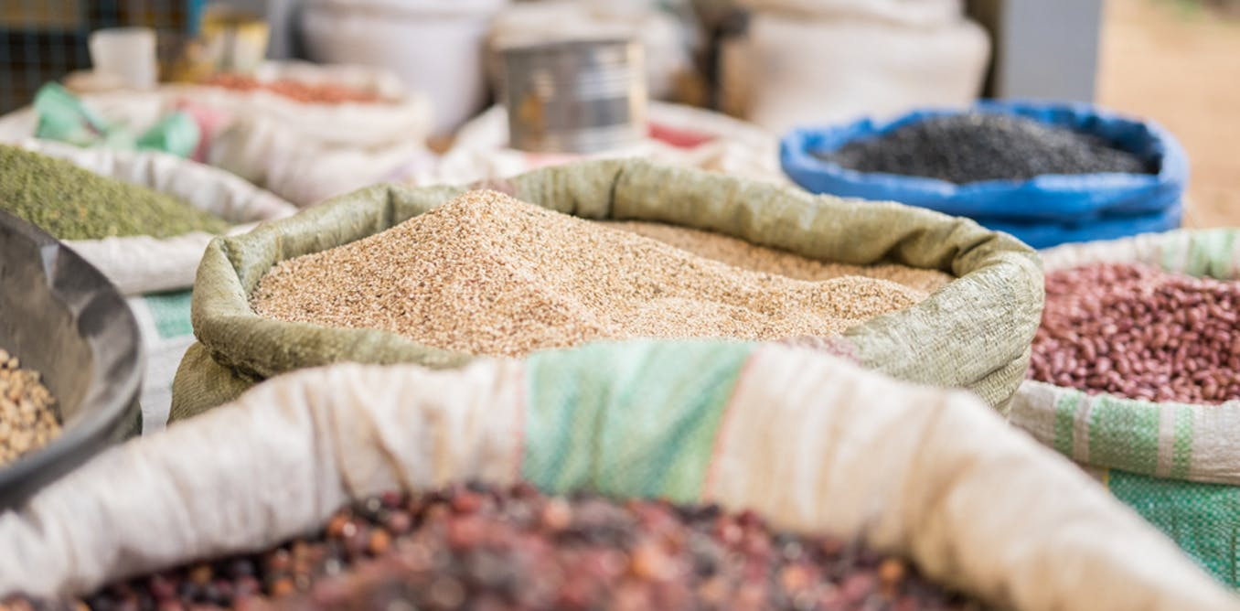 Pasha 39: How local crops and grains can help solve nutrition issues