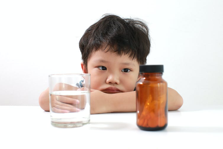 Antibiotics: even low use in children can have a negative impact on health-2