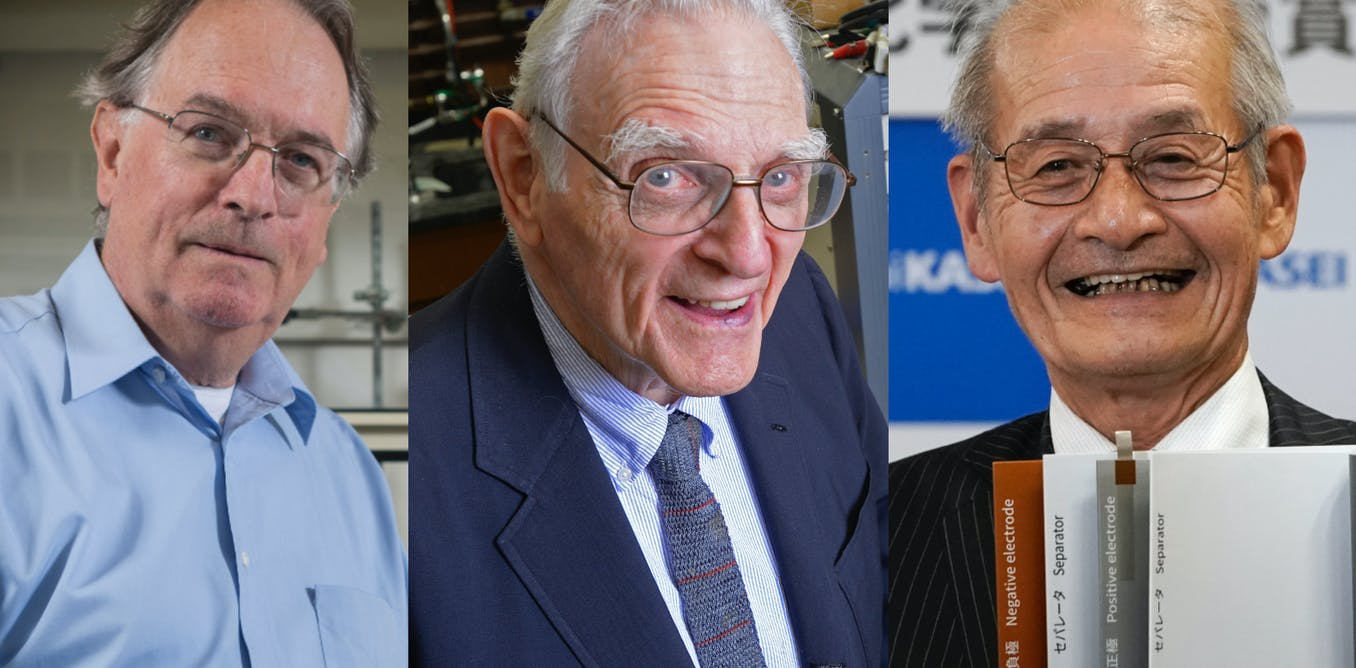 Nobel Prize in Chemistry: how lithium ion battery inventors changed the world