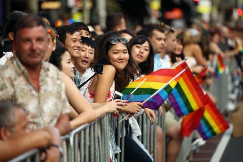 We need to count LGBTI communities in the next census – here's why