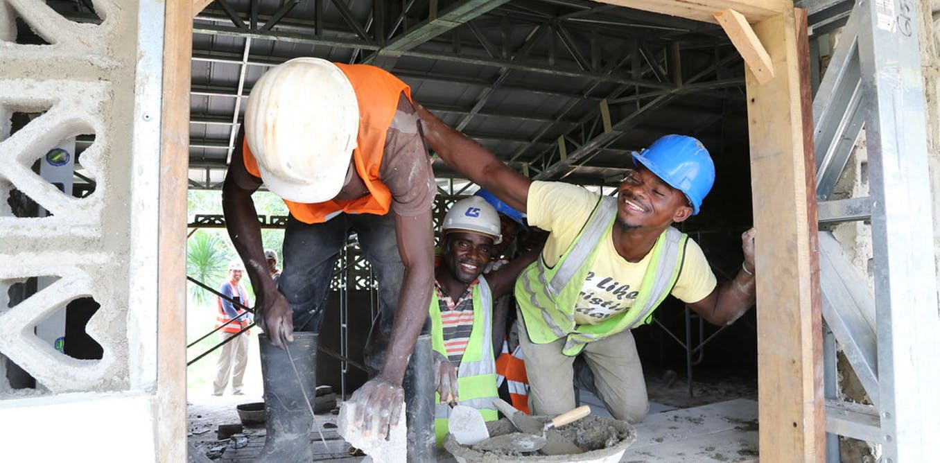 Ghana's construction industry is lively but needs regulation