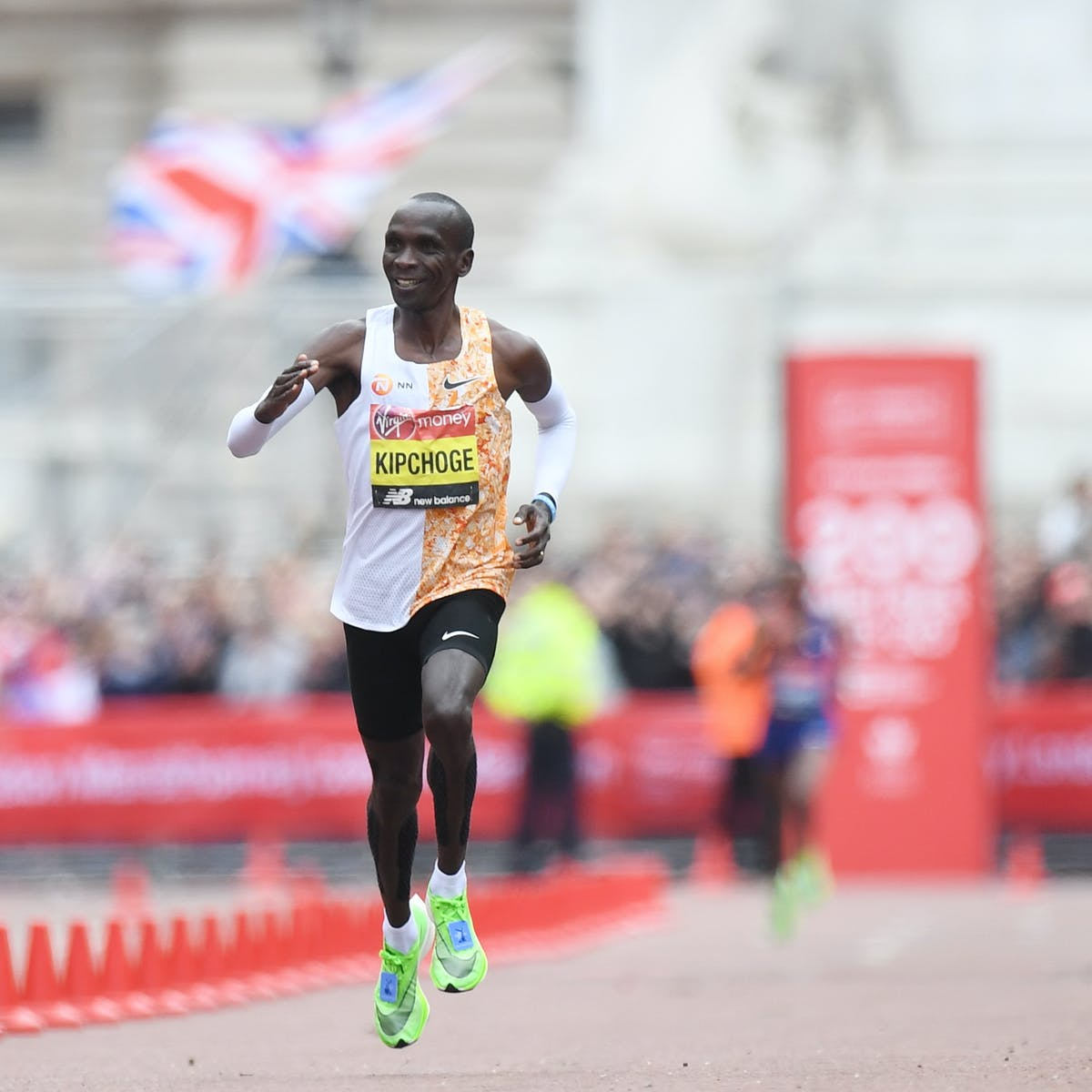 Can Eliud Kipchoge run a sub-2hr marathon? It all comes down to 15 extraordinary seconds
