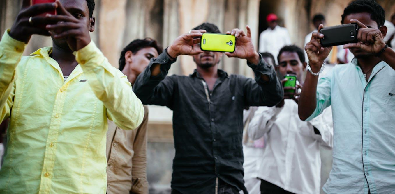 'Penjajahan Digital': alasan Indonesia dan India boikot deklarasi internasional soal arus data