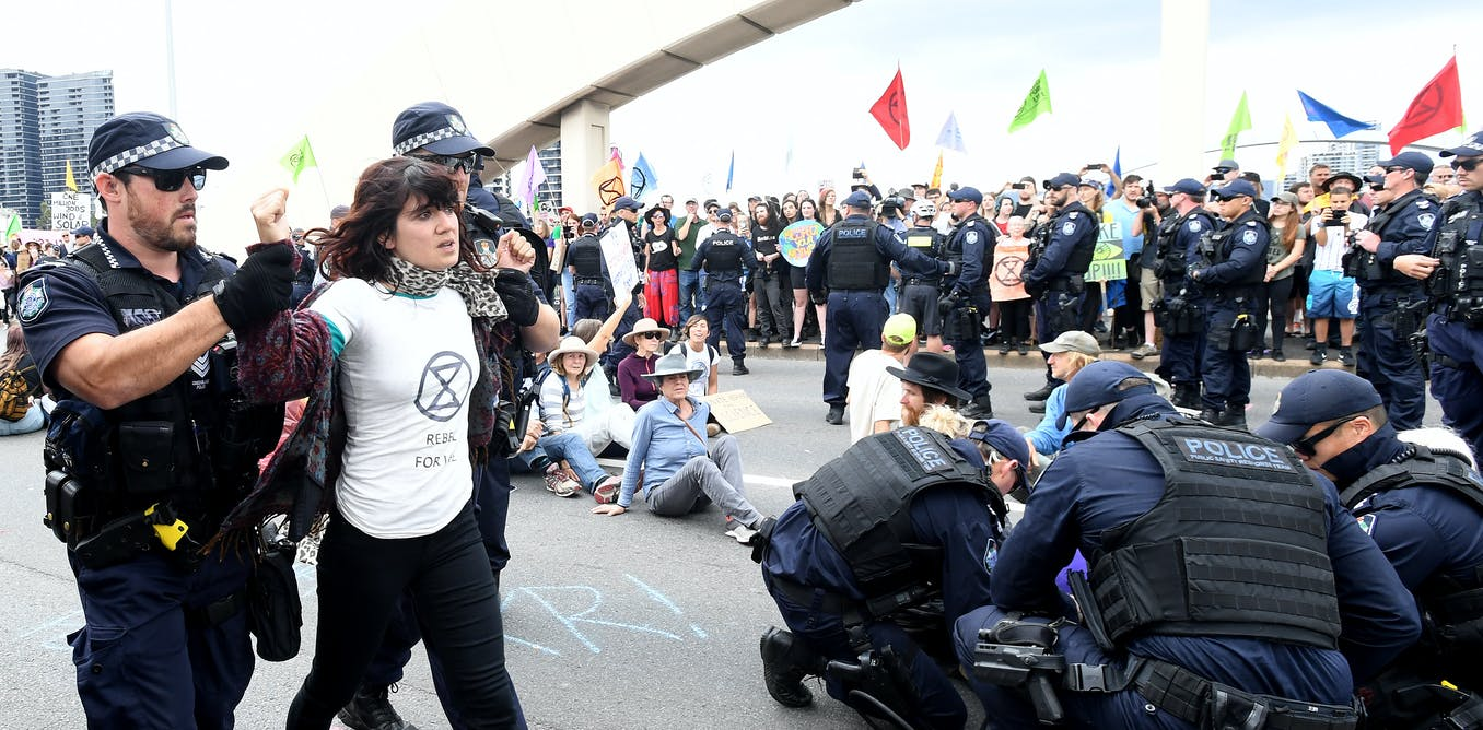 VIDEO: Michelle Grattan on the Extinction Rebellion protests - and Australia's responsibility at the Turkish-Syrian border