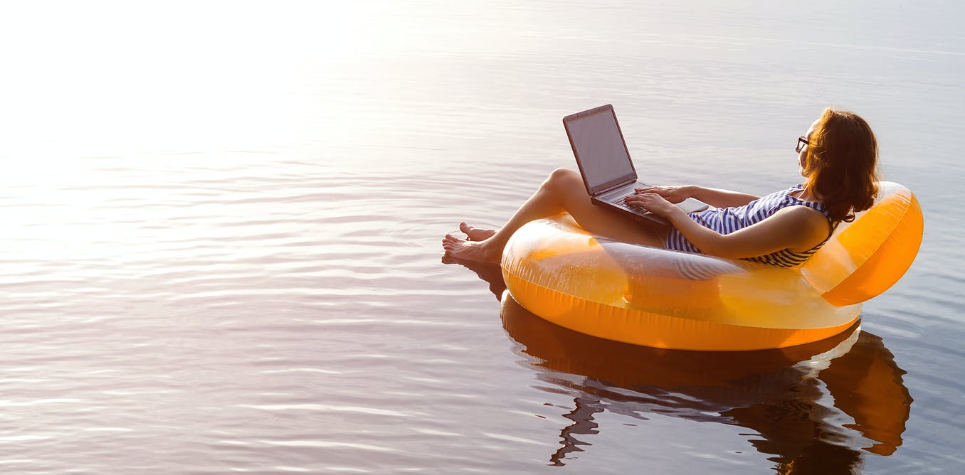 How remote working can increase stress and reduce well-being
