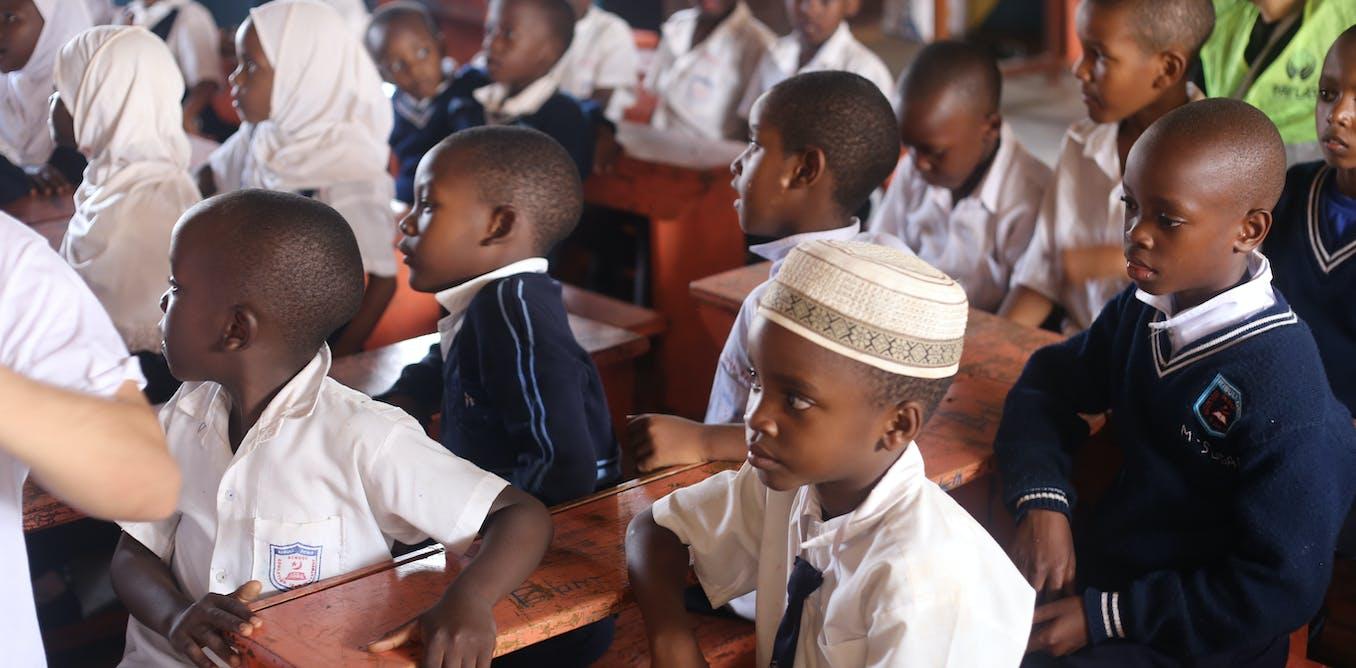 Why Uganda's English language policy is failing rural children
