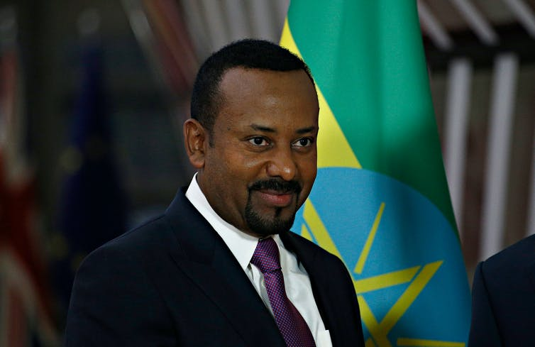 Ethiopian Prime Minister Abiy Ahmed. Alexandros Michailidis/Shutterstock