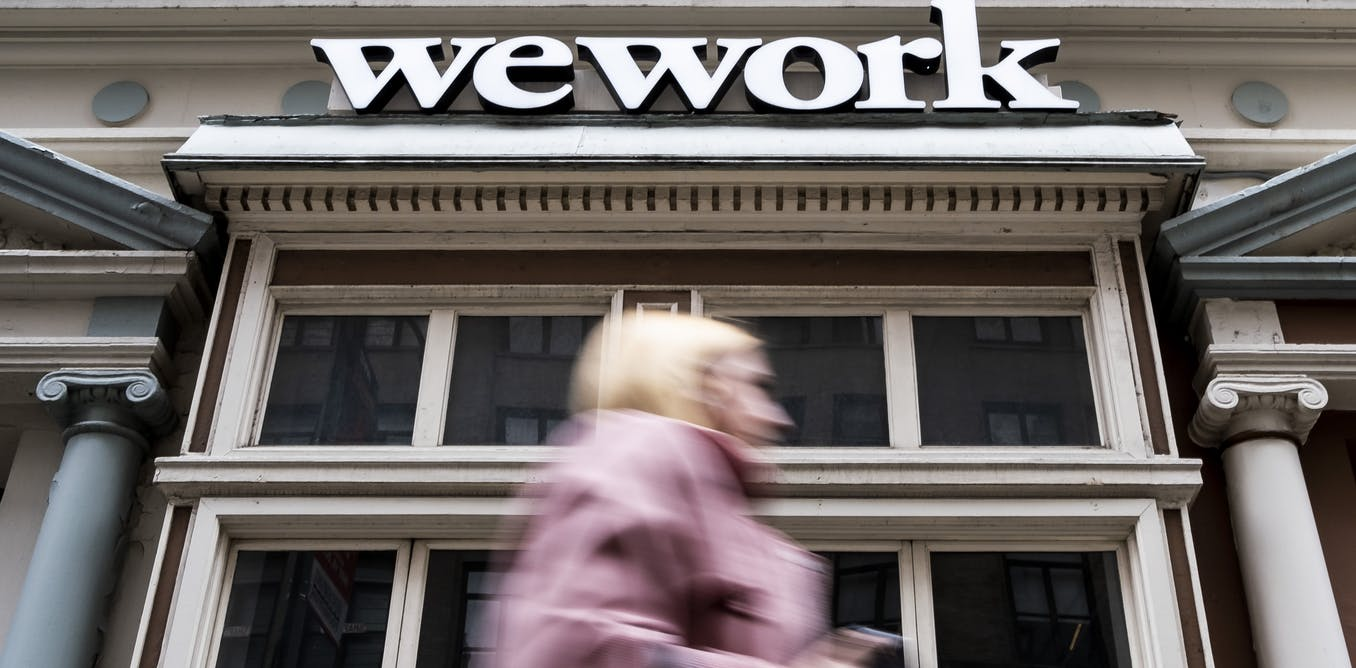 Fallout from WeWork's failed IPO shows the folly of excessive valuations