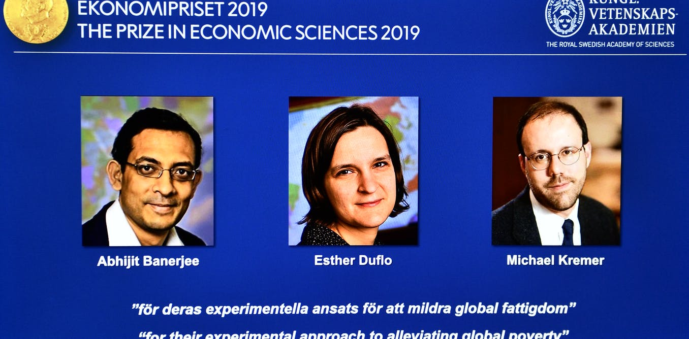 Economics Nobel 2019: why Banerjee, Duflo and Kremer won
