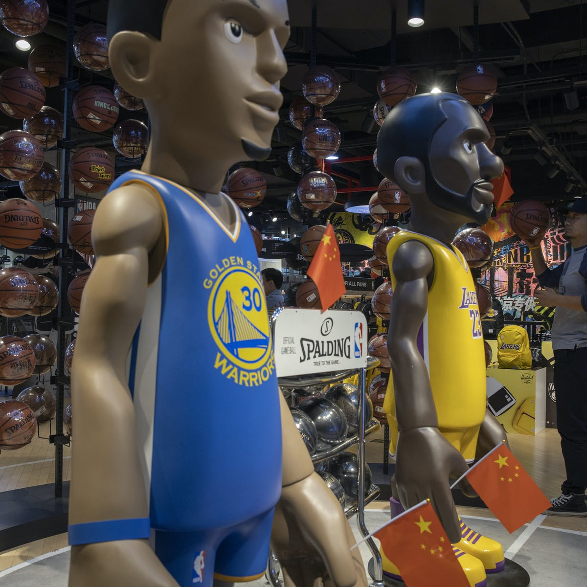 Why Woke Nba Is Struggling To Balance Its Values With Chinese Expansion