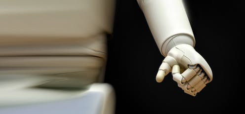 Might consciousness and free will be the aces up our sleeves when it comes to competing with robots?