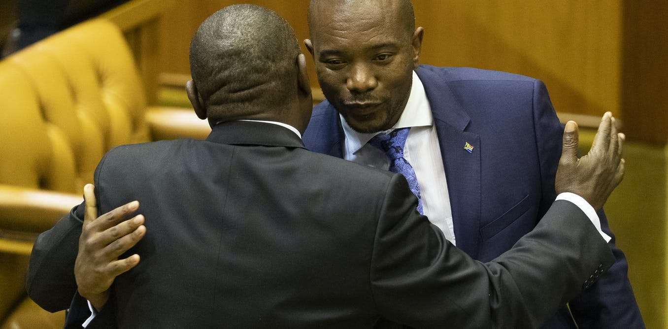 A centrist political alliance in South Africa? Yes, but hard to get