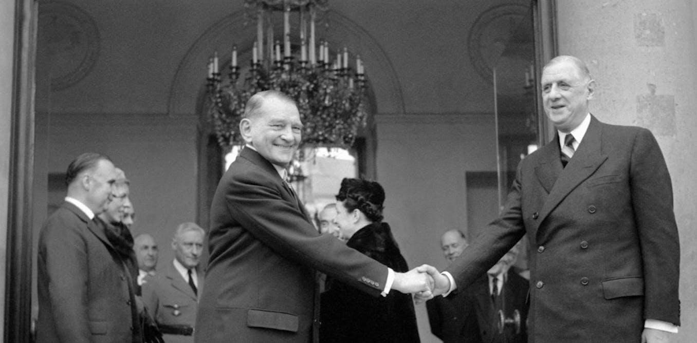 Discordance des temps : le résistible déclin du régime de la Vᵉ République