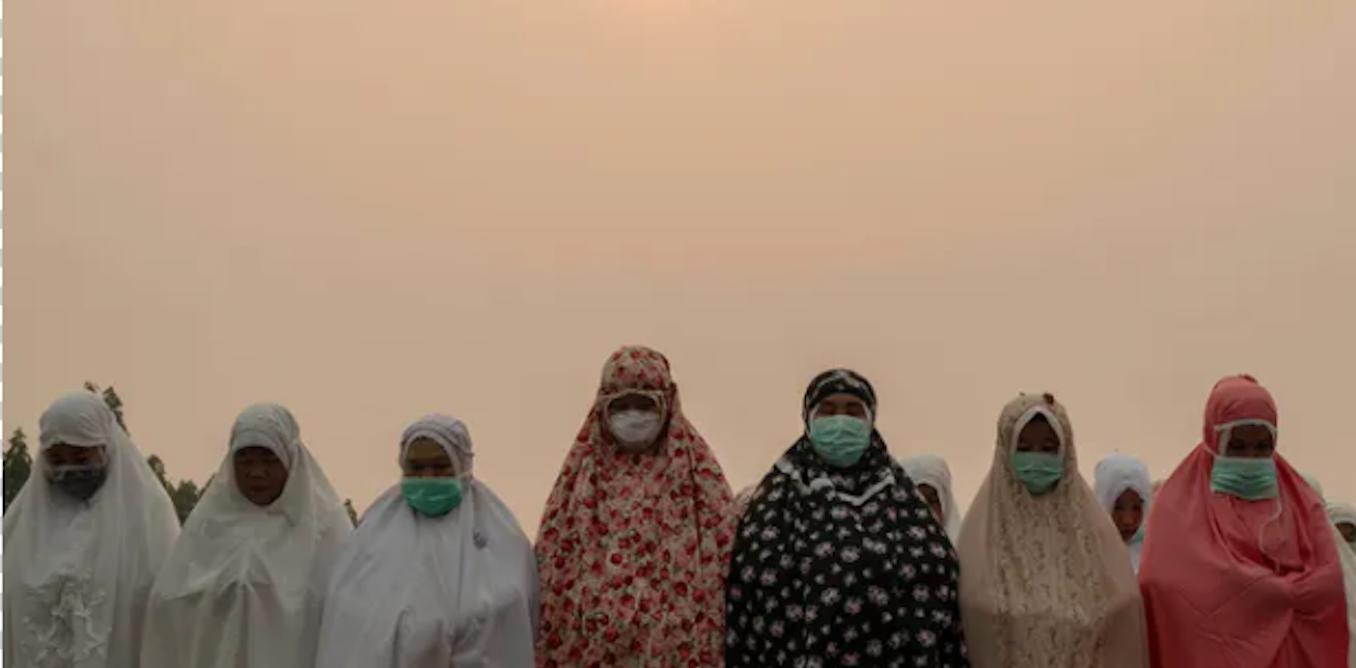 Kebakaran hutan dan lahan akan menyebabkan masalah kesehatan anak di masa depan