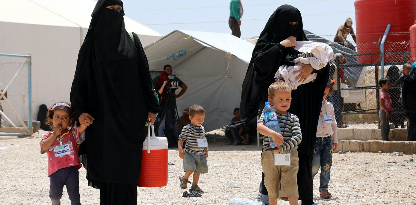 Western states must repatriate IS fighters and their families before more escape Syrian camps