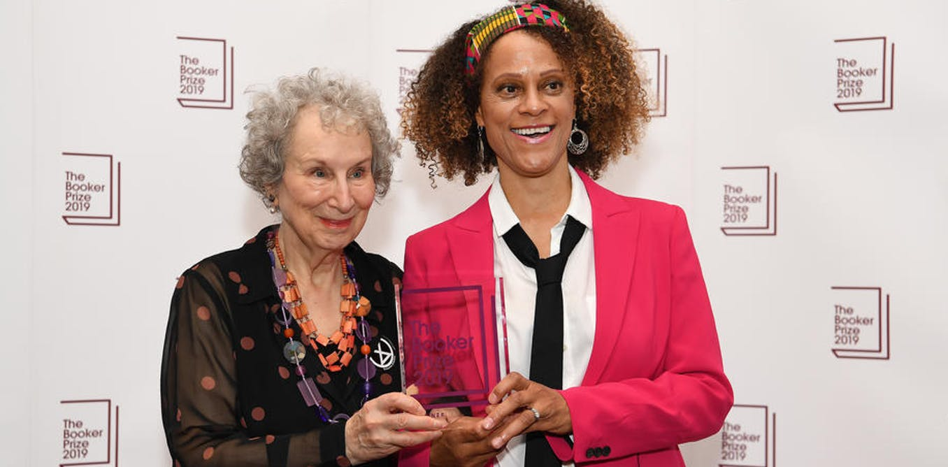 Booker Prize: with two winners it's a double-edged victory – perhaps Bernardine Evaristo needed the recognition more